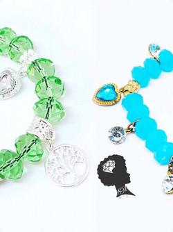 Charm Bracelets available !