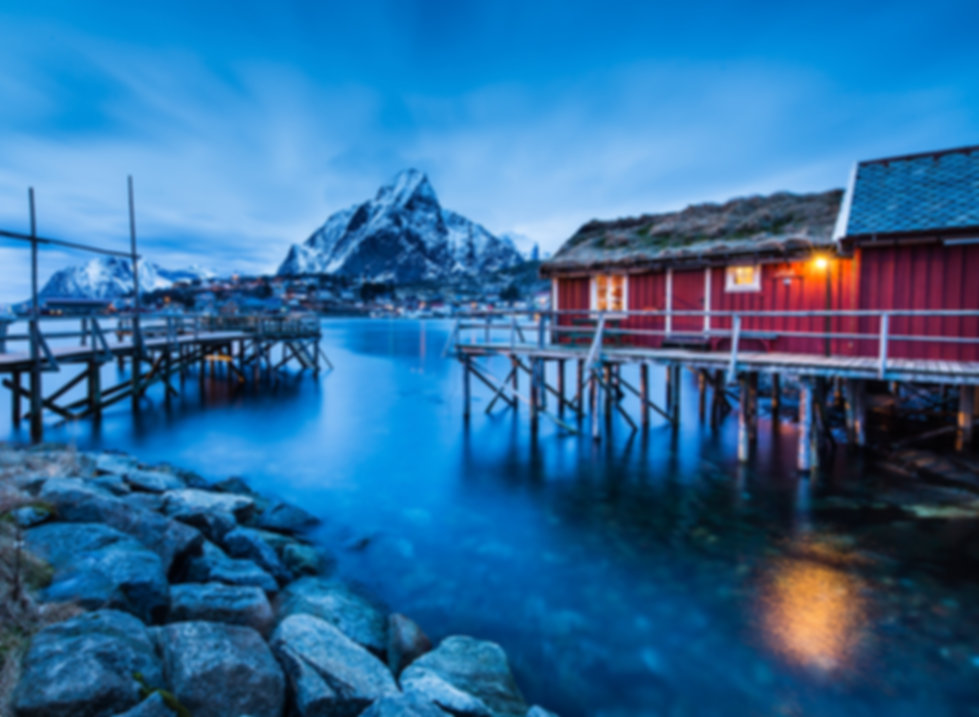 The Thomas Eckhoff Classic Norway Lofoten Photo-workshop