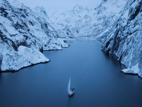 Vinterseilas og fotoekspedisjon