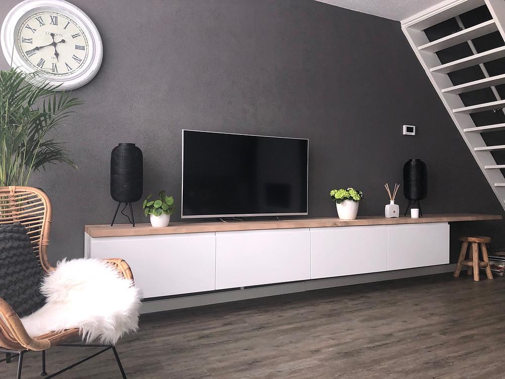 Ikea Hack Als Perfecte Tv Meubel