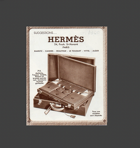 SUGGESTIONS... HERMES  1940