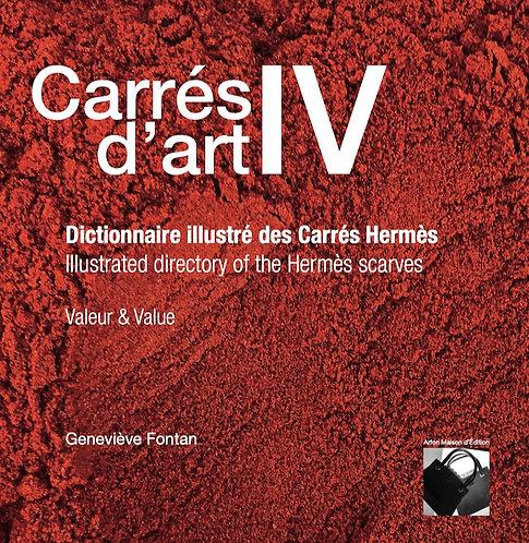 CARRES D'AR IV   DICTIONNAIRE ILLUSTRE DES CARRES HERMES