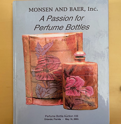 A PASSION FOR PERFUME BOTTLES - Vol 13