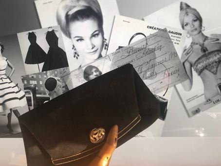 Lola Prusac • Les Années Hermès • Carrés - Mode - Parfum -Couture - Mondrian