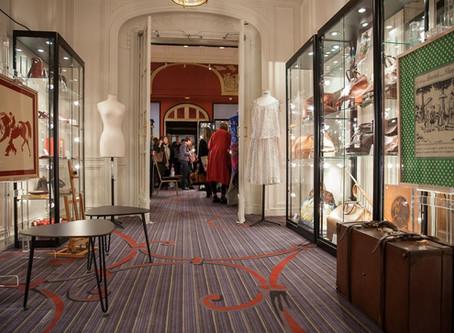 Rembobina - Octobre 2015 Premier Salon des collectionneurs Hermès au Louvre Rivoli à Paris