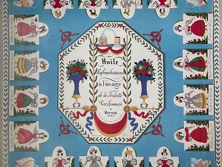 Huiles parfumées Bloomingdale's - Carré Hermès Edition limitée