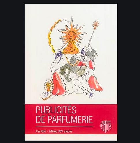 PUBLICITES DE PARFUMERIE