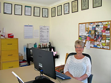 Patsy Egan - Owner/Office Manager Redgum Kennels & Cattery