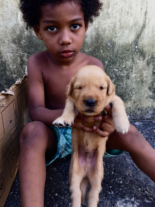 Salvador/Pup