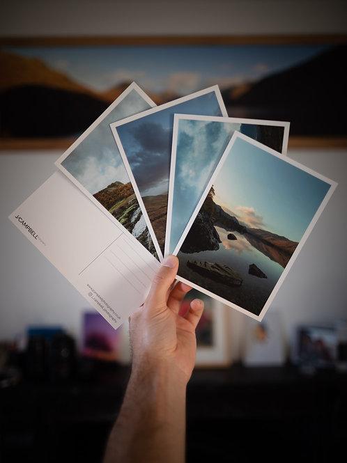 Postcard Set - Lake District