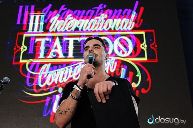 3 международный тату фестиваль