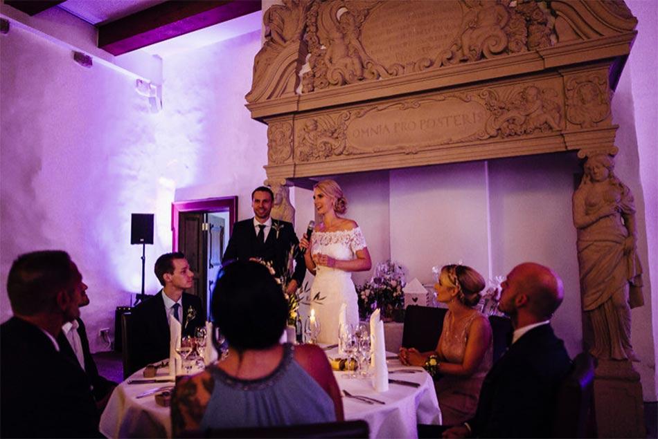 Hochzeit im historischen Ambiente