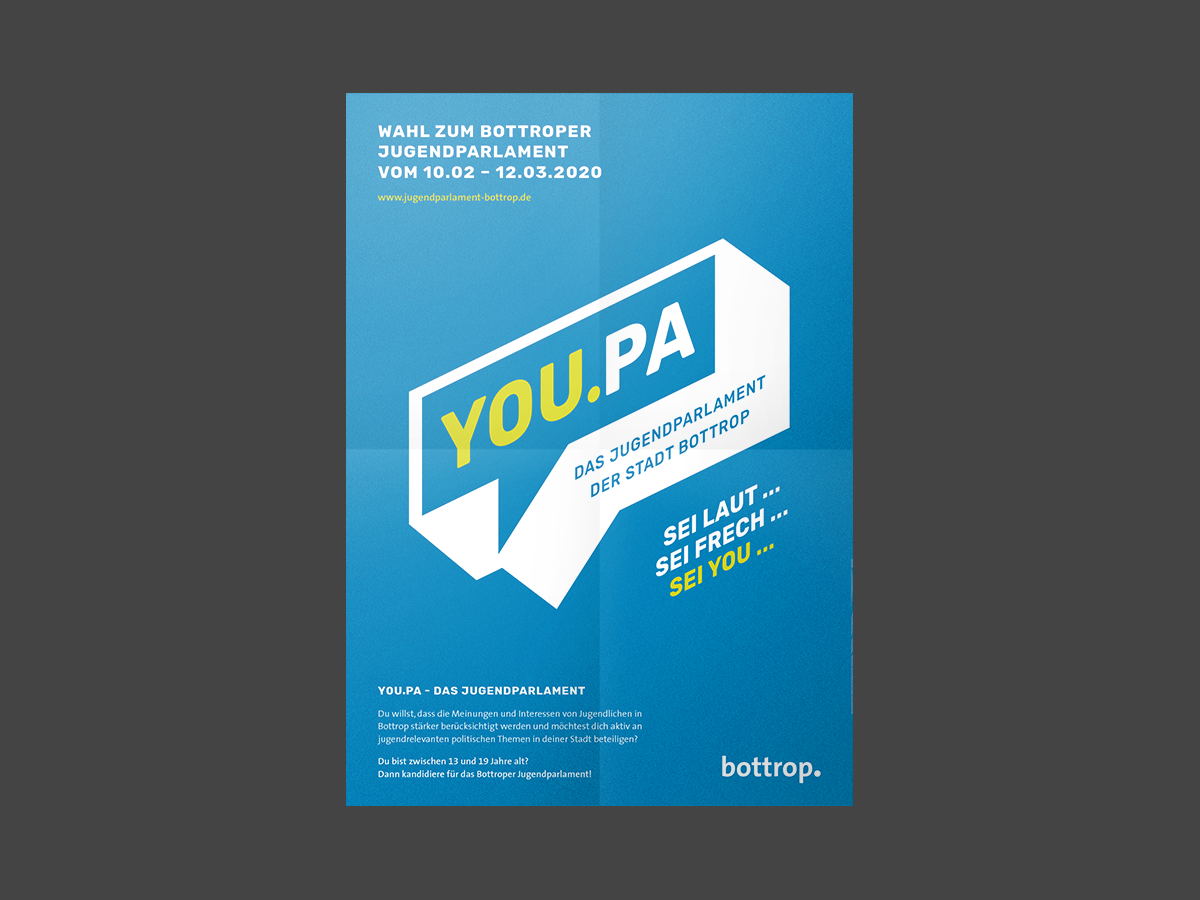YOU.PA – Das Jugendparlament Bottrop