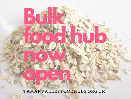 New Bulk Hub Starting