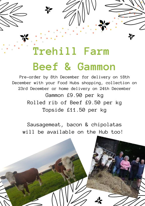 Trehill Farm Beef & Gammon
