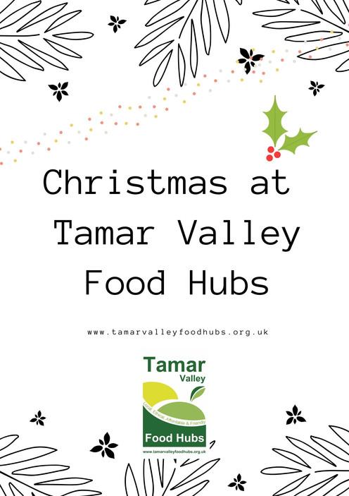 Christmas at Tamar Valley Food Hubs