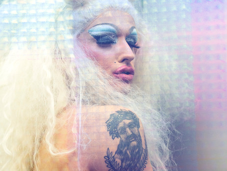 Fierce, Erotic, Fabulous, Hotmess: Heather Snack on Drag