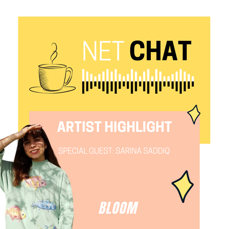 NetChat Sessions: Sarina Saddiq
