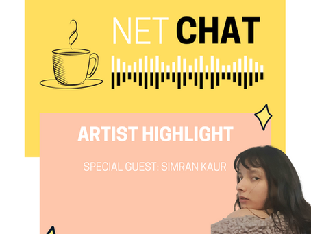 NetChat Sessions☕️ Simran Kaur