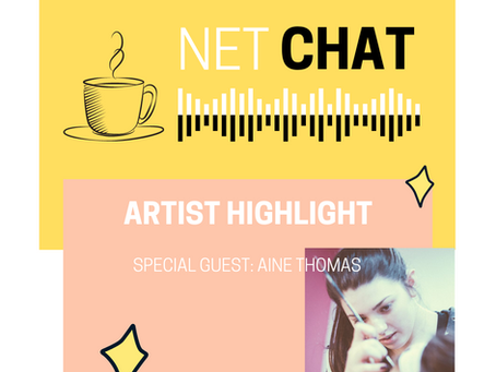 NetChat Sessions☕️ Aine Thomas