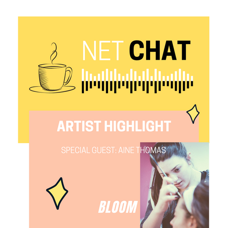 NetChat Sessions: Aine Thomas