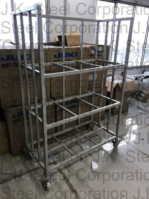 Input Bundle Storage Trolley (Textile Industry)