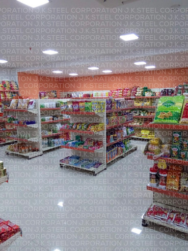 Display Racking / Grocery Store Racking