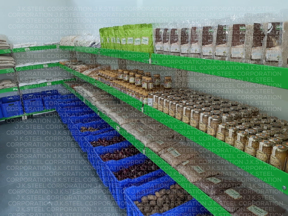 Grocery Store Display Racking