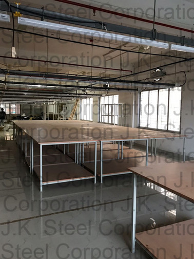 Packing Table / Working Table / (Textile Industry)