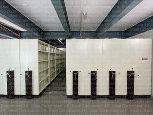 5-Bay Mechanical Compactor