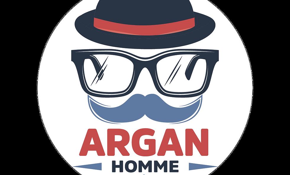 Huile d'Argan, savon à barbe au lait Frais et Crû d'ânesse