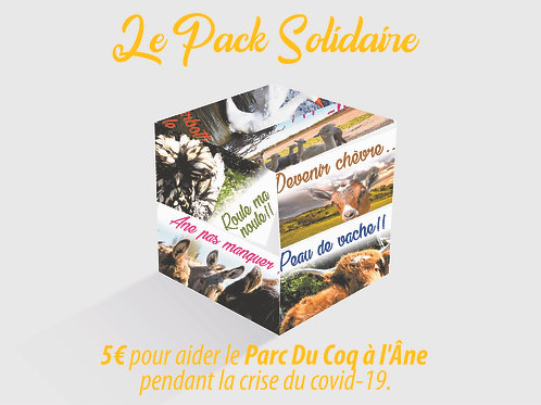 Pack Solidaire