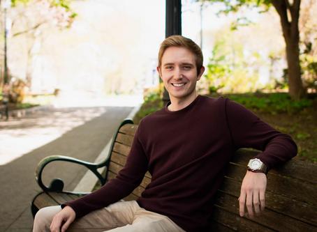 Founder Named to 25 Under 25 DC Entrepreneurs List