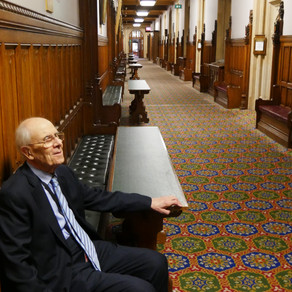 Historical Oracle Meets...Lord Norman Tebbit, Former Secretary of State