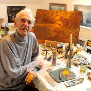 Historical Oracle Meets...Eric Gelder, Second World War Veteran
