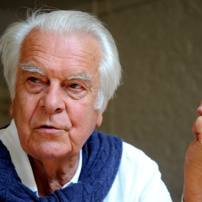 Historical Oracle Meets...Lord David Owen, Youngest Ever Foreign Secretary