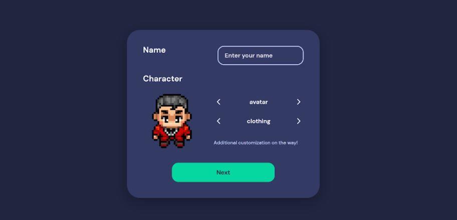 Gather.Town character customization