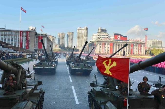 The looming threat of the DPRK