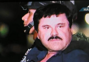 Low-down dirty Mexican drug lord, El Chapo
