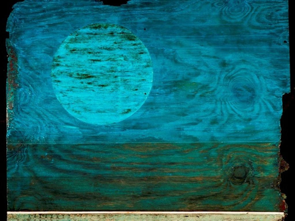 Marco Logsdon - Blue Tar Landscape