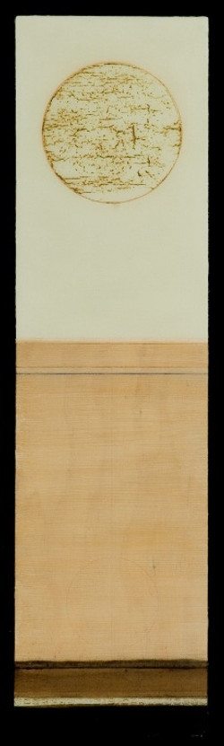 wood - Tar Landscape with White Sky  7 by 24 inches.lg.jpg