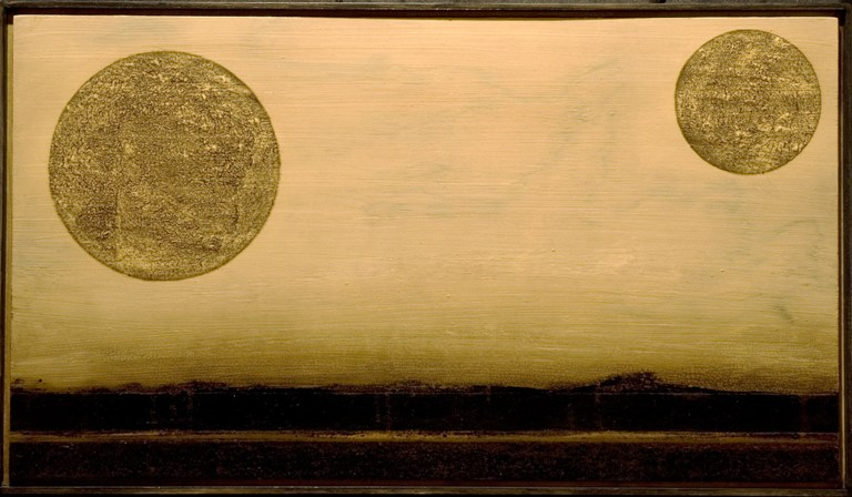 wood - Tar Landscape with 2 Moons. lg.jpg