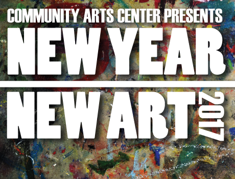 NEW YEAR, NEW ART 2017