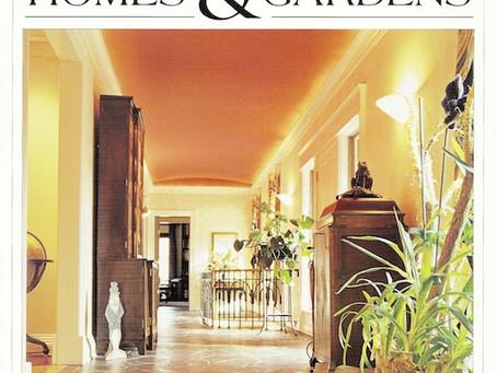 """Kentucky Homes & Gardens """"The Art of Tar"""""""