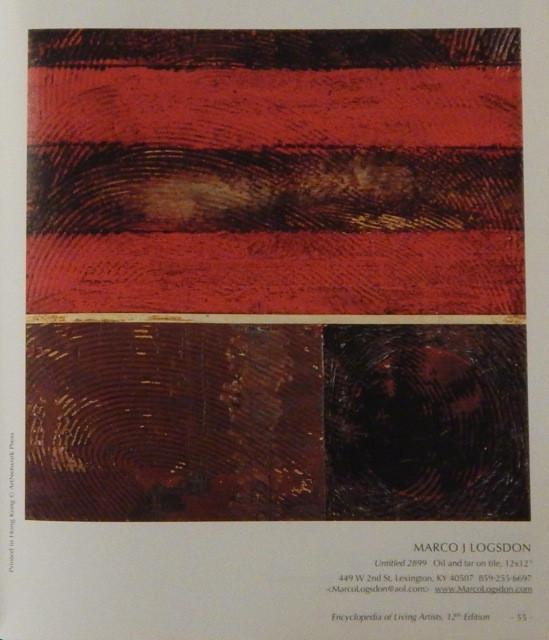 Encyclopedia of Living Artists