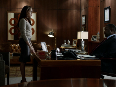 """Marco's Art Used on Set of USA's Hit TV Drama Series """"Suits"""""""