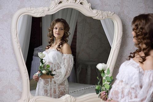 №50 платье-пеньюар