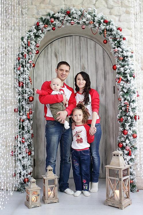 №22 Свитера family look