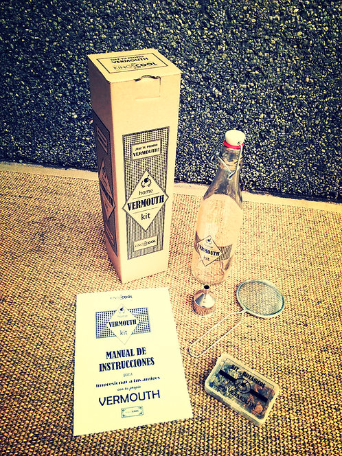 HOME VERMOUTH KIT