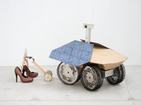 東京都現代美術館「うさぎスマッシュ展 世界に触れる方法(デザイン)」出展アーティスト スプツニ子!氏作品プレスリリース用写真